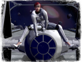 Imperial Tie Fighter (Pinup 1)